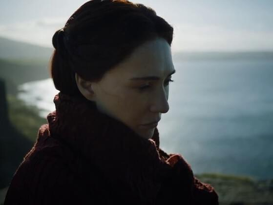 Where has Melisandre gone?