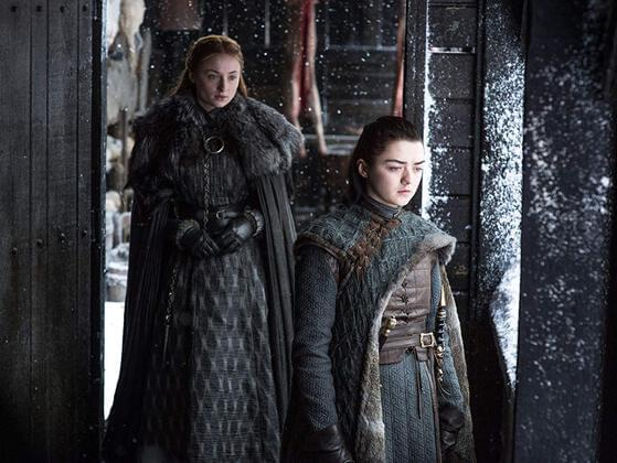 A letter Sansa wrote in season one caused all sorts of dramas this season. Who was it originally written for?