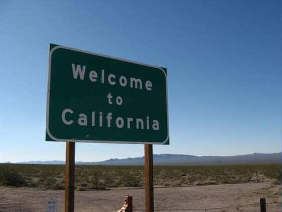 How do you feel about California?