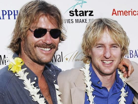 Who is Owen Wilson's famous sibling?