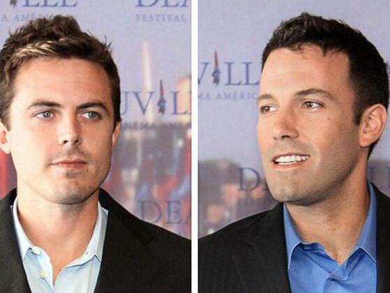 Who is Ben Affleck's famous sibling?