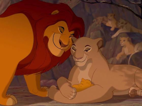 What is Simba's mother's name?