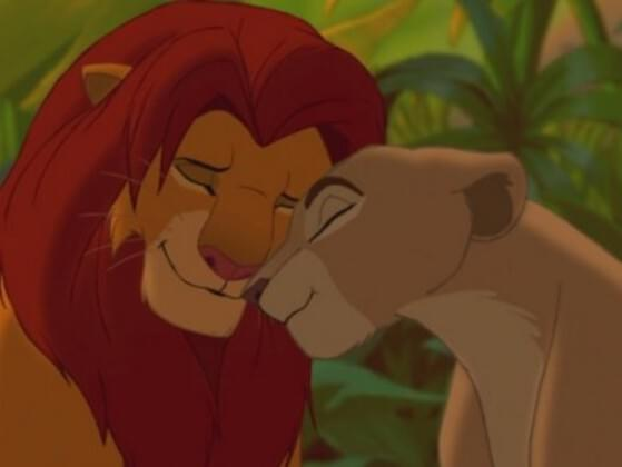 What Colour Are Nala's Eyes?