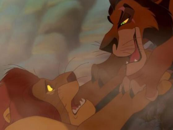 What Are Mufasa's Last Words?