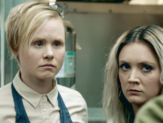 Which character did Alison Pill play in Cult?