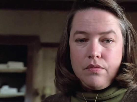 Which season did Kathy Bates first appear in?