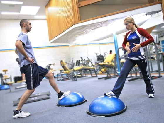 Would you enjoy having a fitness instructor at your disposal?