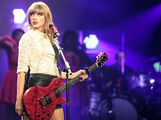 Although Taylor is known for her voice, she's a talented musician. Which instrument does she NOT know how to play?