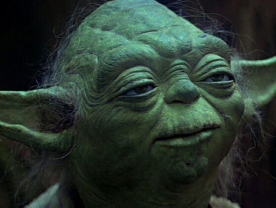 Which Yoda quote best represents you?