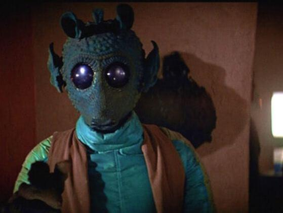 What's your favorite Star Wars alien?