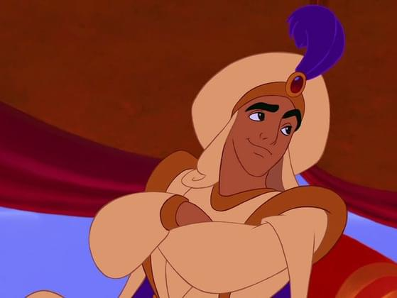 What's the name of Aladdin's royal alter ego?