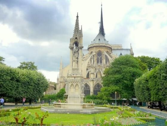 "In the 19th century, the novel ""The Hunchback of Notre-Dame"" was published as a part of the campaign to protect Gothic architecture in France, who wrote the book?"