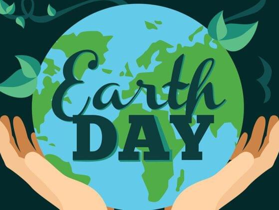 How many countries celebrate Earth Day every year?
