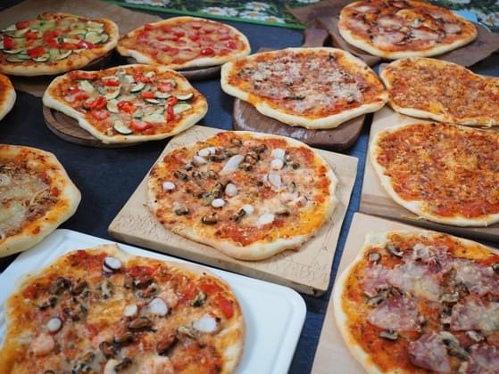 What pizza toppings do you and your significant other typically get?