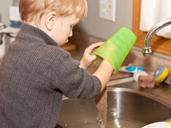 When you're kids are in trouble, how do you discipline them?