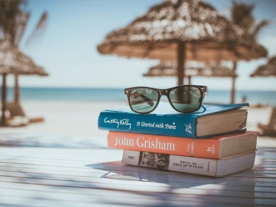 What is your favorite summertime read?