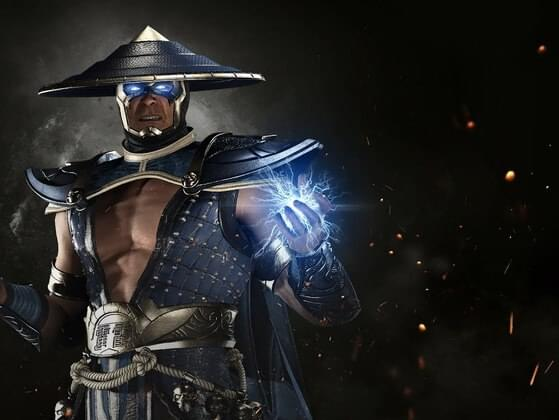 Who is Raiden and what element is he?