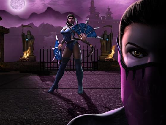 What is the name of Kitana's Clone?
