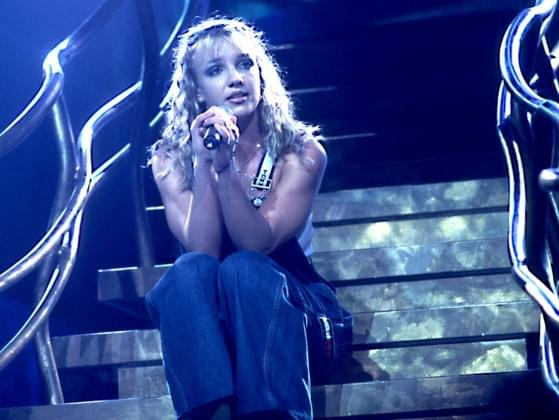 How old was Britney when her first album came out?