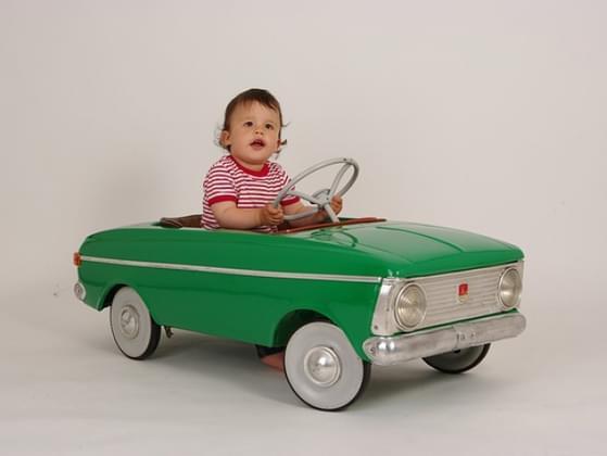 Do you need to drive around children often?