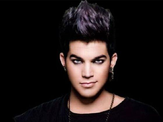 What was Adam's first song?
