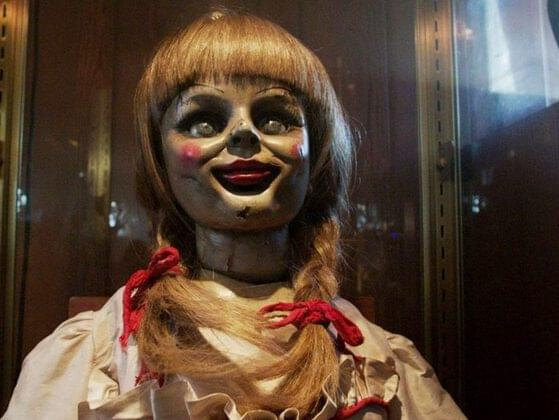 Which horror movie features this terrifying doll?