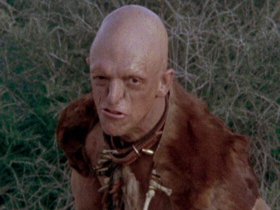 Which scary flick features this cannibal creep?