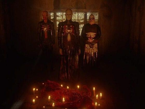 What are the members of the hell army in Hellraiser called?