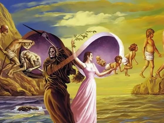 Do you believe in reincarnation?
