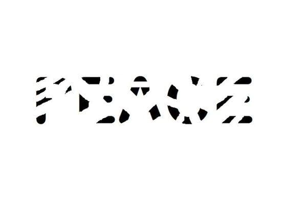 Can you read this partially erased word?