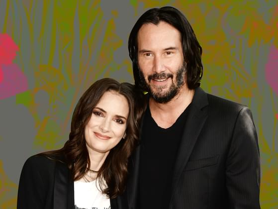Which woman didn't cooperate with Keanu twice?