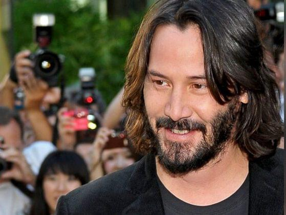 Keanu Reeves has many...