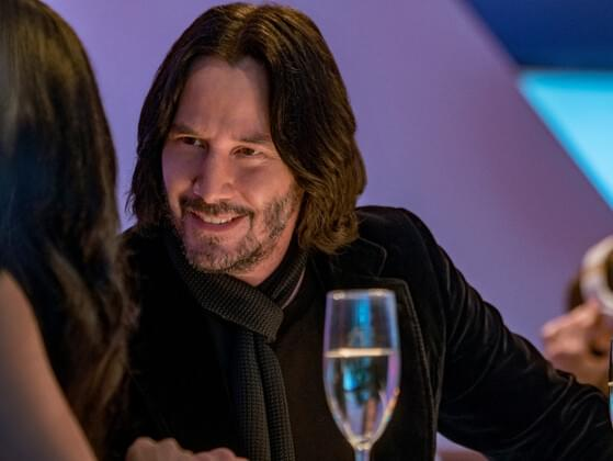 Did Keanu get married?