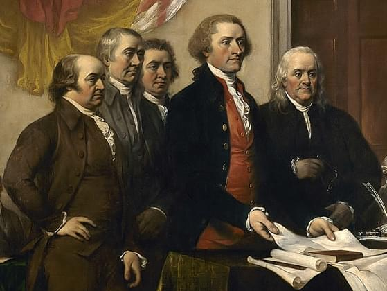 How many of the signers of the Declaration of Independence went on to become president?