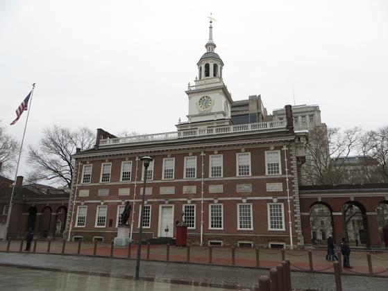 Where did the delegates to the Continental Congress meet on July 4, 1776?
