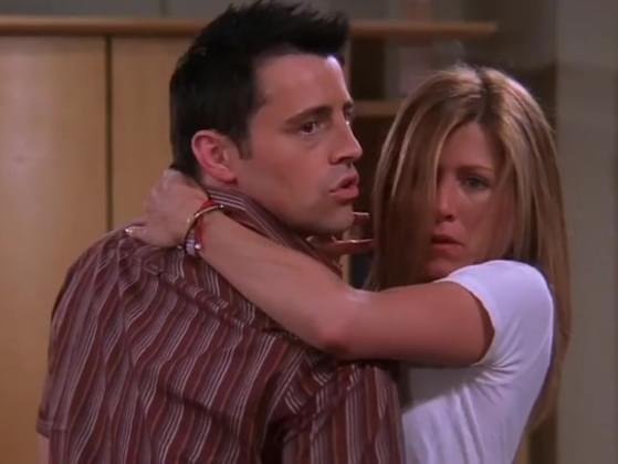 Why Did Rachel Move In With Joey?