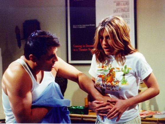 True Or False: Rachel And Joey Toyed With The Idea Of Sleeping Together When She Was Pregnant? True