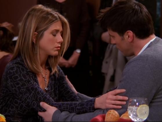 When Did Joey Start To Feel Like He Is Developing A Crush On Rachel?