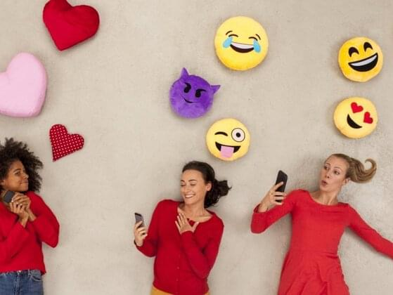 If you were an emoji, which one would you want to be?