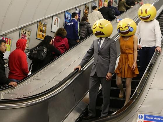 If you were given a chance to roam around with smiley face on? What would you do?