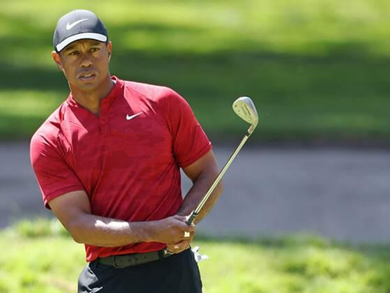 What age was Tiger Woods first featured in the magazine