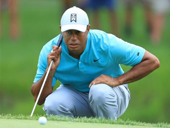 What golf movie has Tiger Woods called