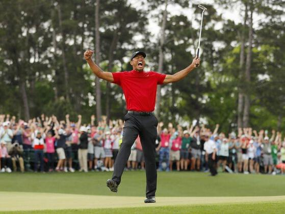 Which country does the woman come from that married Tiger Woods in September 2004?
