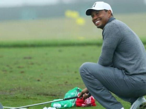 Five players, including Tiger Woods, have won all four major championships. Which of the following hasn't?