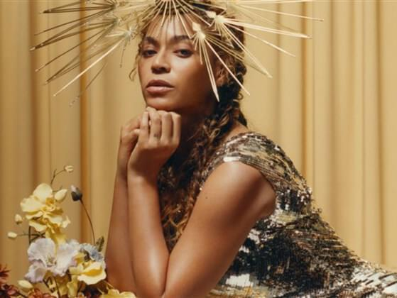 What is the title of Beyonce's sophomore (second) album?