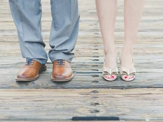 How would you describe your couple style?