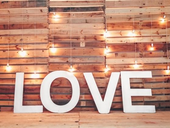 What word would you use to describe love?