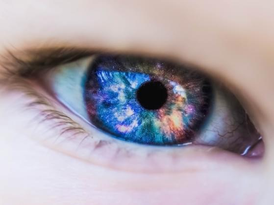 If you could change your eye color to one of the following, which would it be?