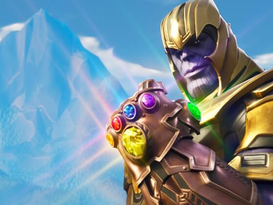 What is the real name of Thanos?