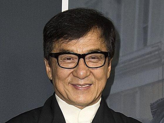 Which year Jackie Chan was born in?